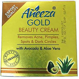 ANEEZA GOLD BEAUTY CREAM (100 ORIGINAL).