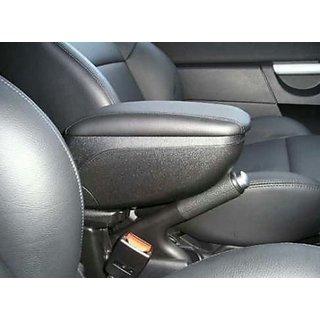 Car Armrest Console Black For All Cars - Universal Armrest