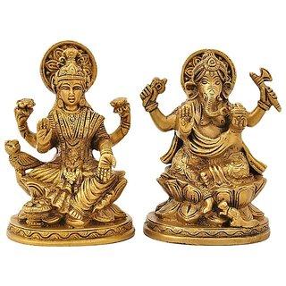 Luxmi Ganesh bronze