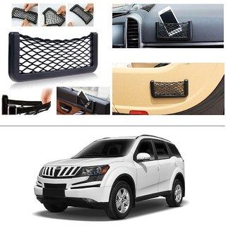 AutoStark Storage Bag Box Car Seat Side Back Net Phone Holder Pocket Organizer For Mahindra Xuv 500