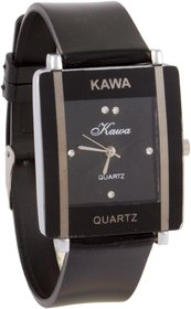 Glory KAWA Black Belt Watch For Women