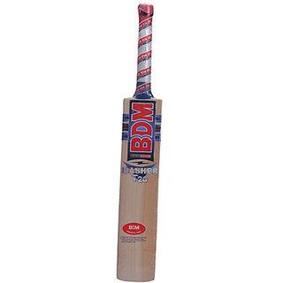 BDM Dasher English Willow Cricket Bat Short Handle