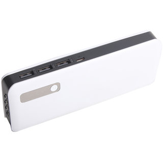 Callmate 13000 mAh Power Bank 3 USB Port with 6 Months Warranty