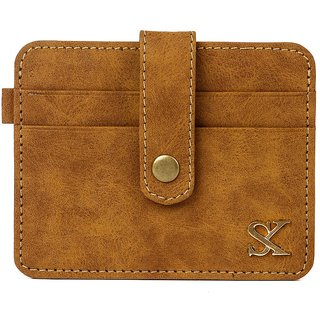 Styler King Credit Card Holder (Synthetic leather/Rexine)