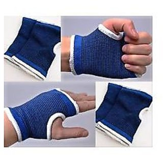 Prem Mithlesh Palm Wrist Support Grip Protection for Healing/Sports Set Of 2 Pcs