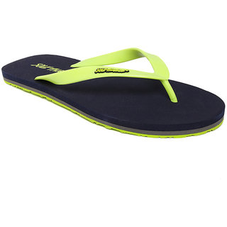 87d7b750a Buy SOLE THREADS MEN ST BASIC NAVY LIME SLIPPER 6 Online - Get 0% Off