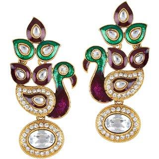 Krivi's Zone Ethnic Earrings