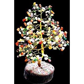 Gem-Crystal Tree
