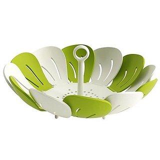 Foldebal Plastic Fruit vegetable Basket