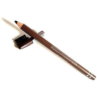 Kiss beauty Eye Brow Pencil-Brown imported.