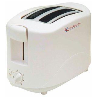 Ekta Brawnx X2-5601 750 W Pop Up Toaster