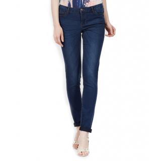 Balono London Dark Blue Jeans For Women
