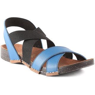 Catwalk Women'S Blue Sandals