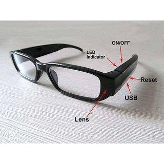 3-WISE MEN HD DVR 720P Glasses Spy Hidden Camera , Video Recorder Camcorder