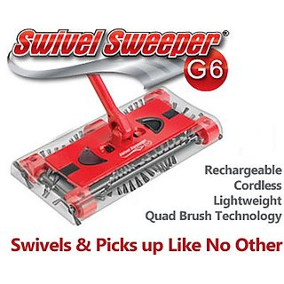 Folding Swivel Sweeper G6 Handheld Dust Remover And Cordless Vacuum Cleaner