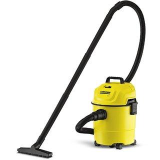 Karcher WD1 1000-Watt Wet and Dry Vacuum Cleaner