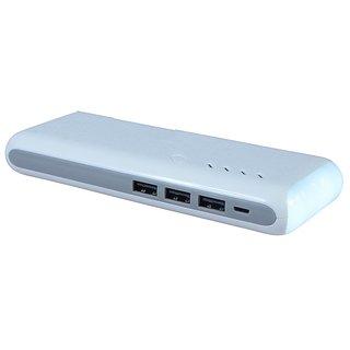 ama 1307 fast charging 15000 mah power bank WHITE