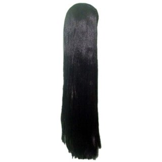 Tahiro Black Natural  Hair Wig For Women- Pack Of 1