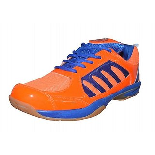 Port Unisex Cloves PU Badminton Shoes