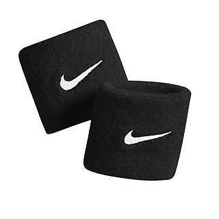 Set Of 2 Pc (1 Pair) Sports Wrist Band Supporter Sweat Band Assorted Colour