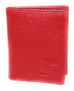 Leather wallet made up of pure leather
