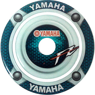 Customize Vinyl fuel cap Sticker protractor For Yamaha FZ Bikes