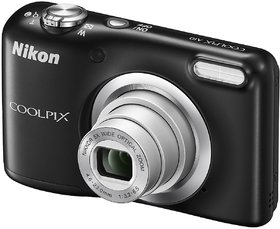 Nikon Coolpix A100 Point  Shoot Camera (Black)