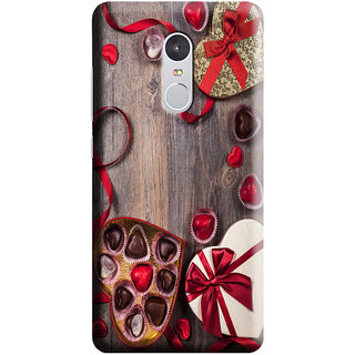 Mobile Back Cover For Redmi note 4