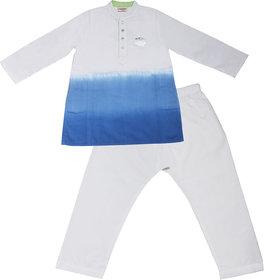 GiggleBuns Kids Ethnic Wear Kurta Pajama Set for Baby Boys