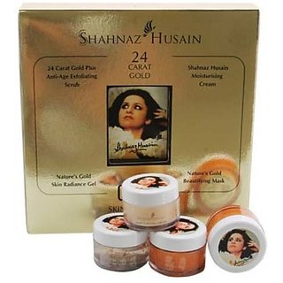 shahnaj hussain gold facial kit
