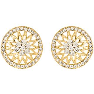 Voylla Sun Inspired Sparkling Earrings