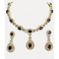 American Diamond And Cubic Zirconia Necklaces- 55911