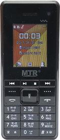 MTR MT-2130i DUAL SIM DUAL CAMERA MOBILE PHONE IN BLACK