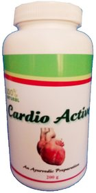 Hawaiian Herbal Cardio Active Powders 200 grams(Buy 1 Cardio Active Powders Get 1 Same Drops Free)