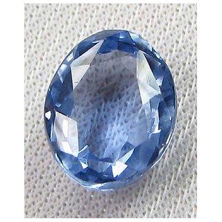 Jaipur Gemstone 7.25 Ratti Blue Sapphire Gemstone or Neelam Stone
