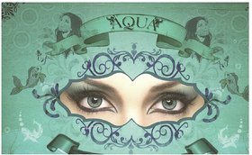 Natural Look colour contact LensAcqua plano