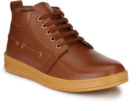 Drake Men's Tan Casual Boot