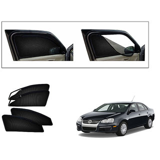 Autonity Magnetic Zipper Curtain Car Sunshades Set Of 4-Volkswagen Jetta