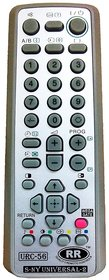 Maurya Services Sony Crt Remote Universal Remote For All Sony Tv URC-56