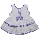 c88e26abe36b Buy Pack of Two Classic Pink   Pink Bhoomi Cute Kids Net Frocks for ...
