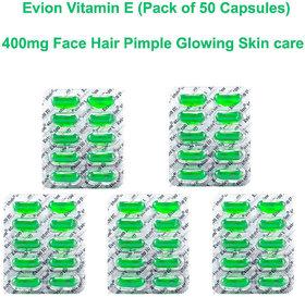 Evion 400 Capsule Pack Of 50 Capsule