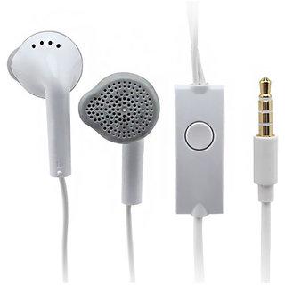 Origanl Samsung YS EHS61 In Earphones Wired Headset - white