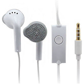 Samsung YS EHS61 In Earphones Wired Headset - white