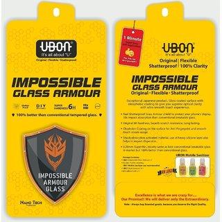 Ubon 6H Hammer Proof Flexible Glass Armour  For REDMI A1 0.26mm Super Thin Anti-Fingerprint Smooth Glass Guard