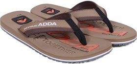 ADDA COMFORTABLE BEIGE  COLOR FLIPFLOPS (44)