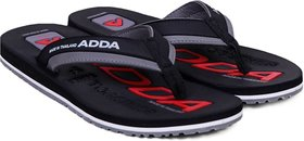 ADDA COMFORTABLE BLACK  COLOR FLIPFLOPS (44)