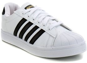 Sparx Men's White Original Casual Canvas shoes for men