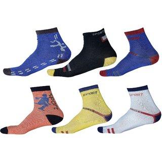 Newage designer socks pack of 6