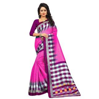 729beb9e937 GANGA SHREE self design women s style new bhagalpuri saree for deaily wear  saree