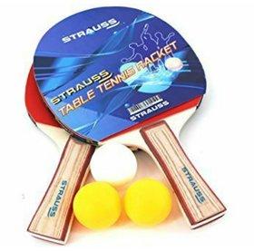 Mark Regal table Tennis Racket combo (set of 2 Racket +3balls)